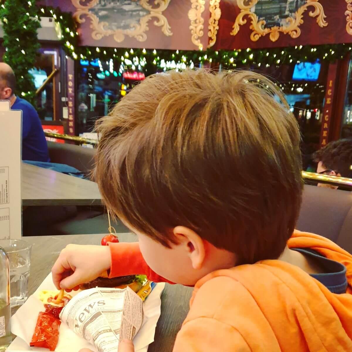 pannenkoekenrestaurant De Carrousel aan het Weteringcircuit