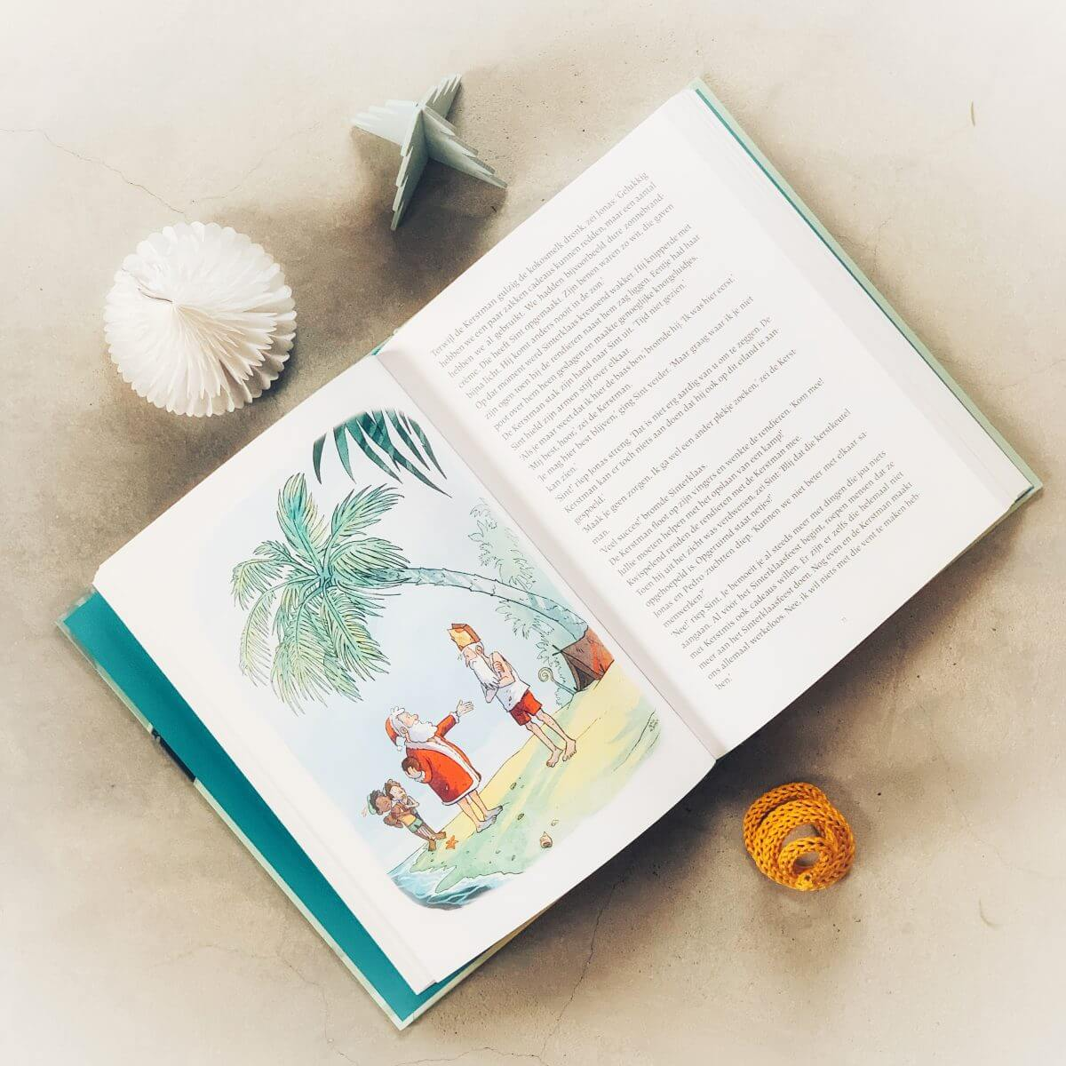 Het wonderlijke winterboek van Marianne Busser, Lisa Manuels en Philip Hopman
