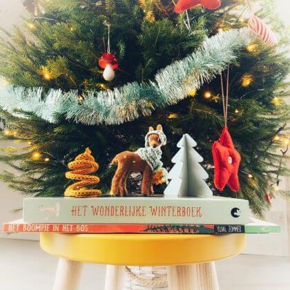 Kinderboeken over de winter, leuk voor onder de kerstboom