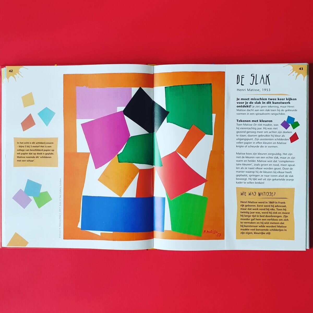 Boekentip Alles is kunst, met dit boek maken kinderen zelf kunst