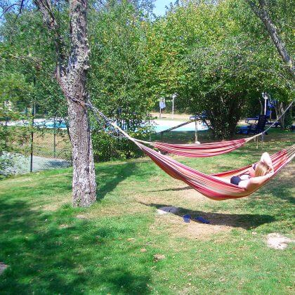 Camping Voila in Montipouret