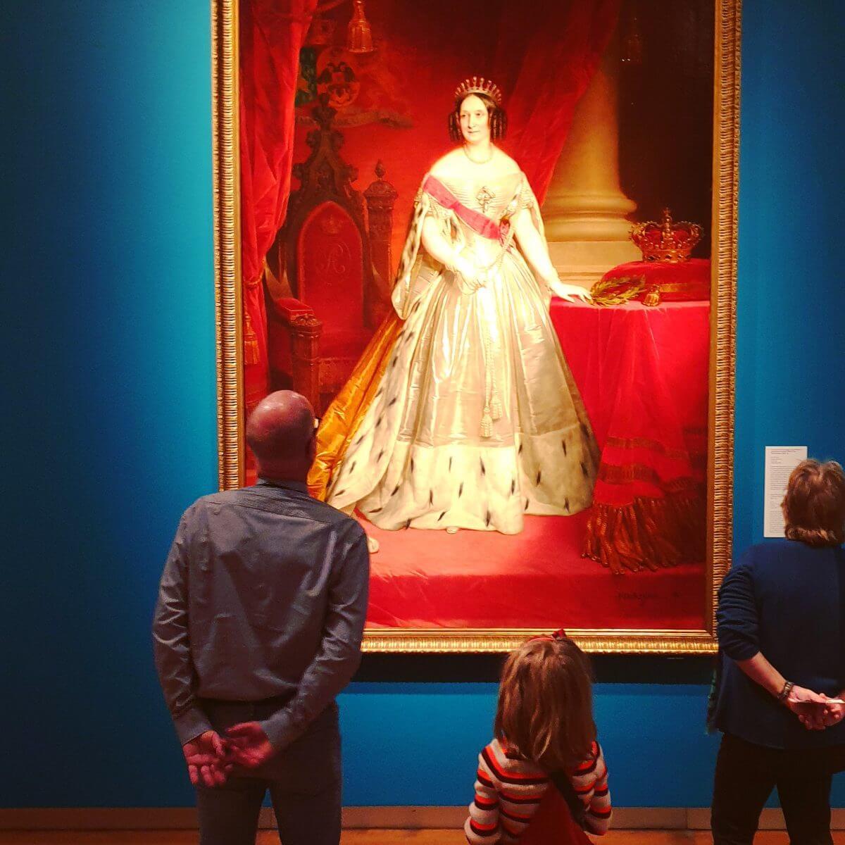 Amsterdam met kinderen: museum de Hermitage