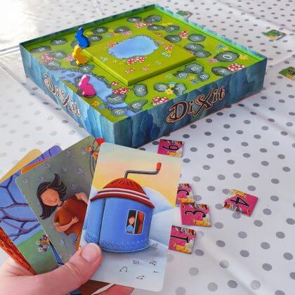 De leukste (bord)spelletjes voor peuters, kleuters, kinderen en tieners | Dixit