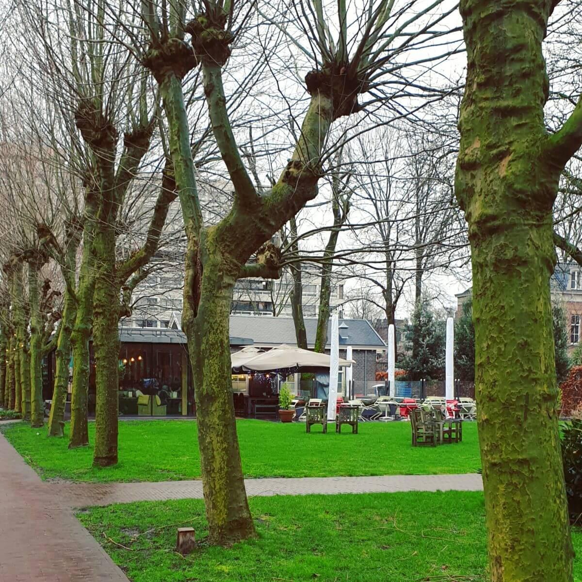 Dignita de Hoftuin in Amsterdam aan de Amstel