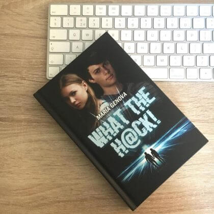 Boekentip: What the hack, een boek dat kinderen leert over hacken