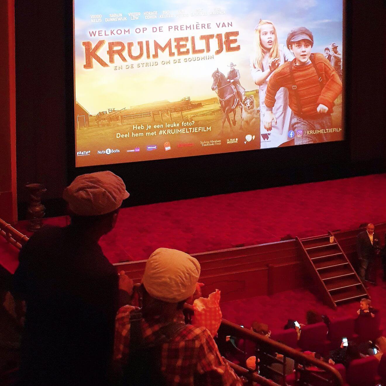 Kinderfilm: Kruimeltje en De Strijd om de Goudmijn nu in de bioscoop