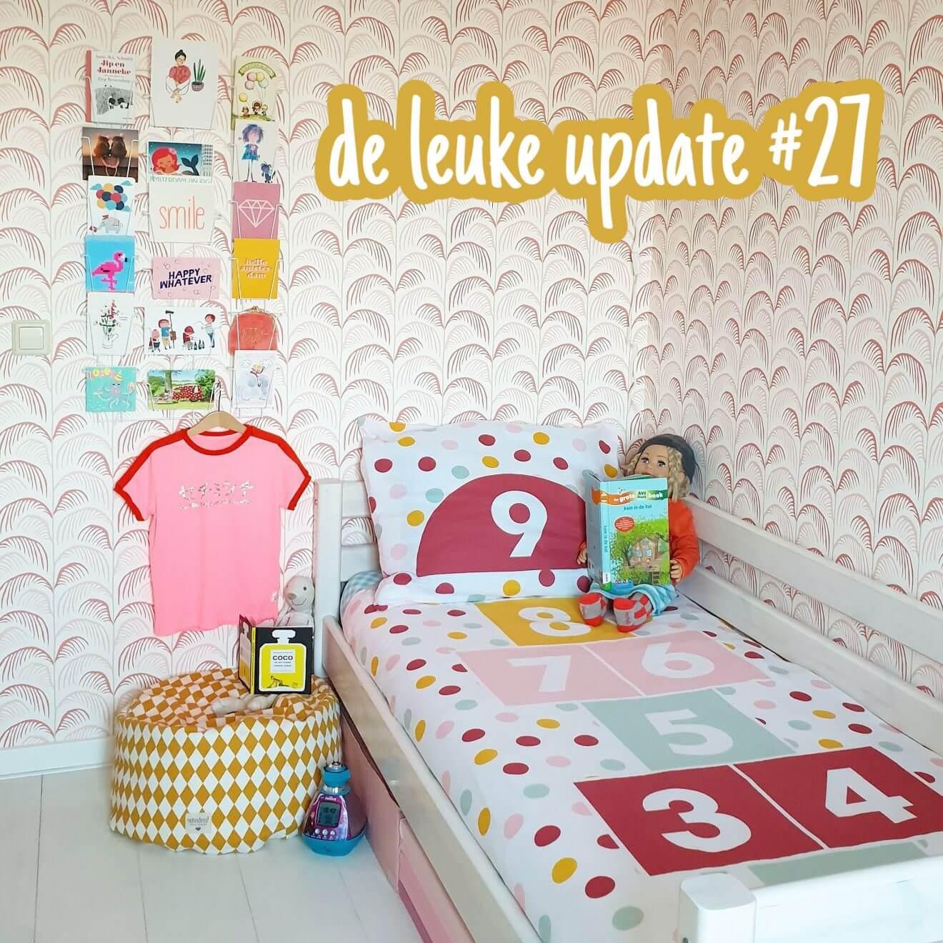 De Leuke Update #27 | nieuwtjes, musthaves en hotspots voor kids