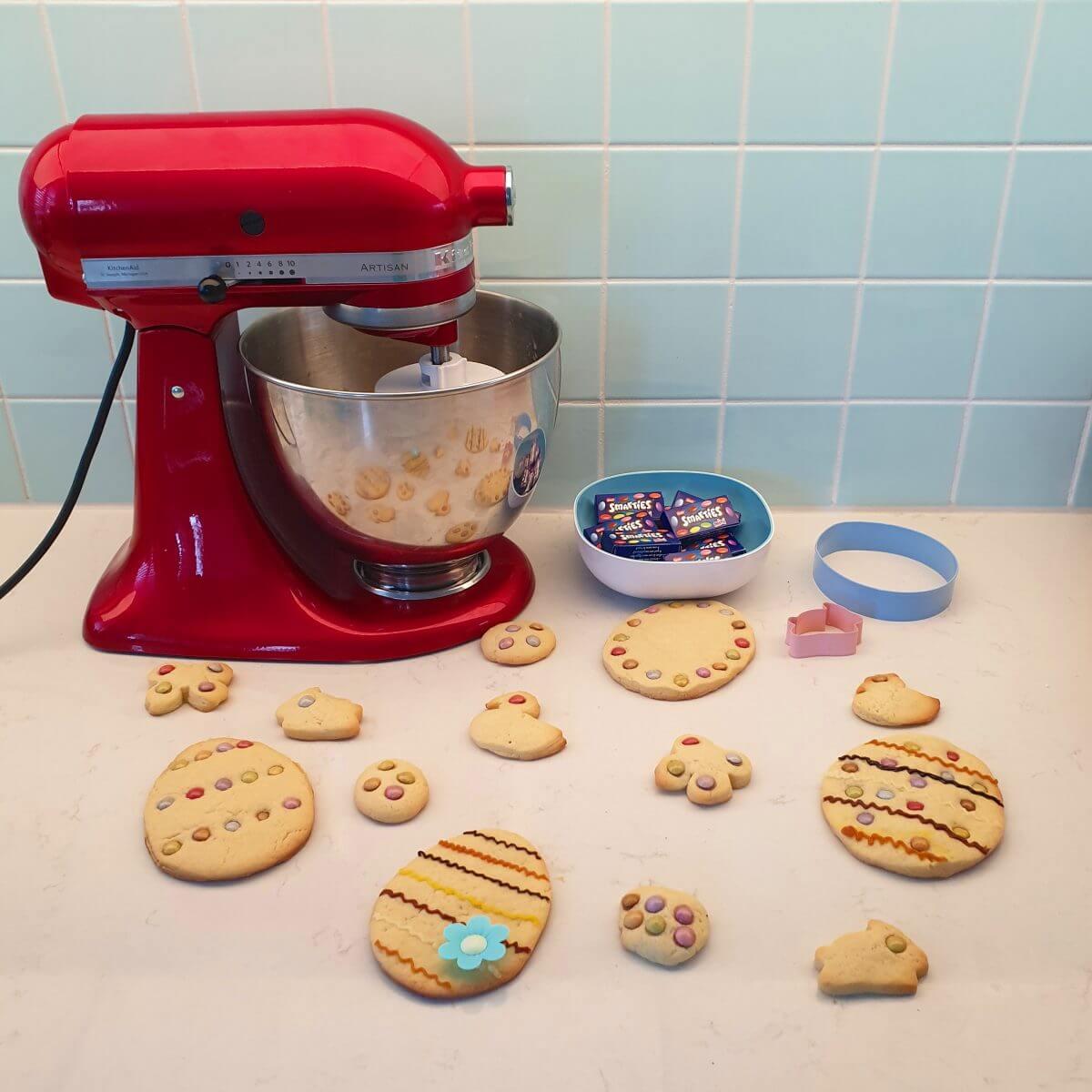 KitchenAid keukenmixer