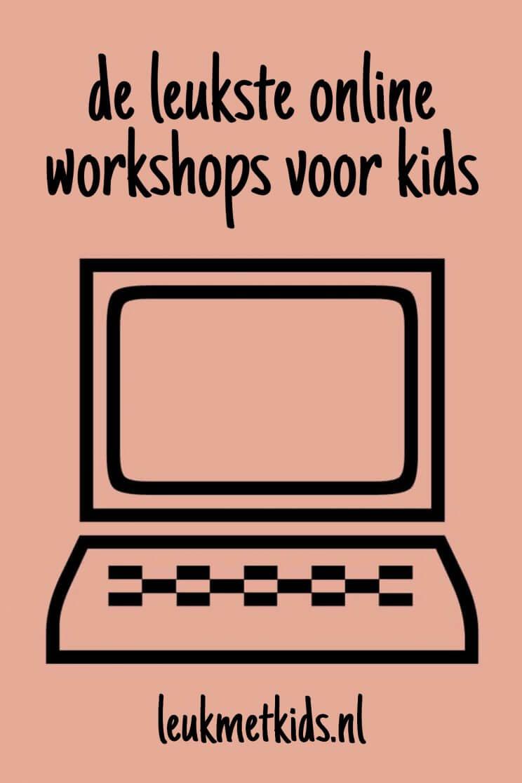 Online cursus voor kinderen: de leukste Corona workshops en activiteiten