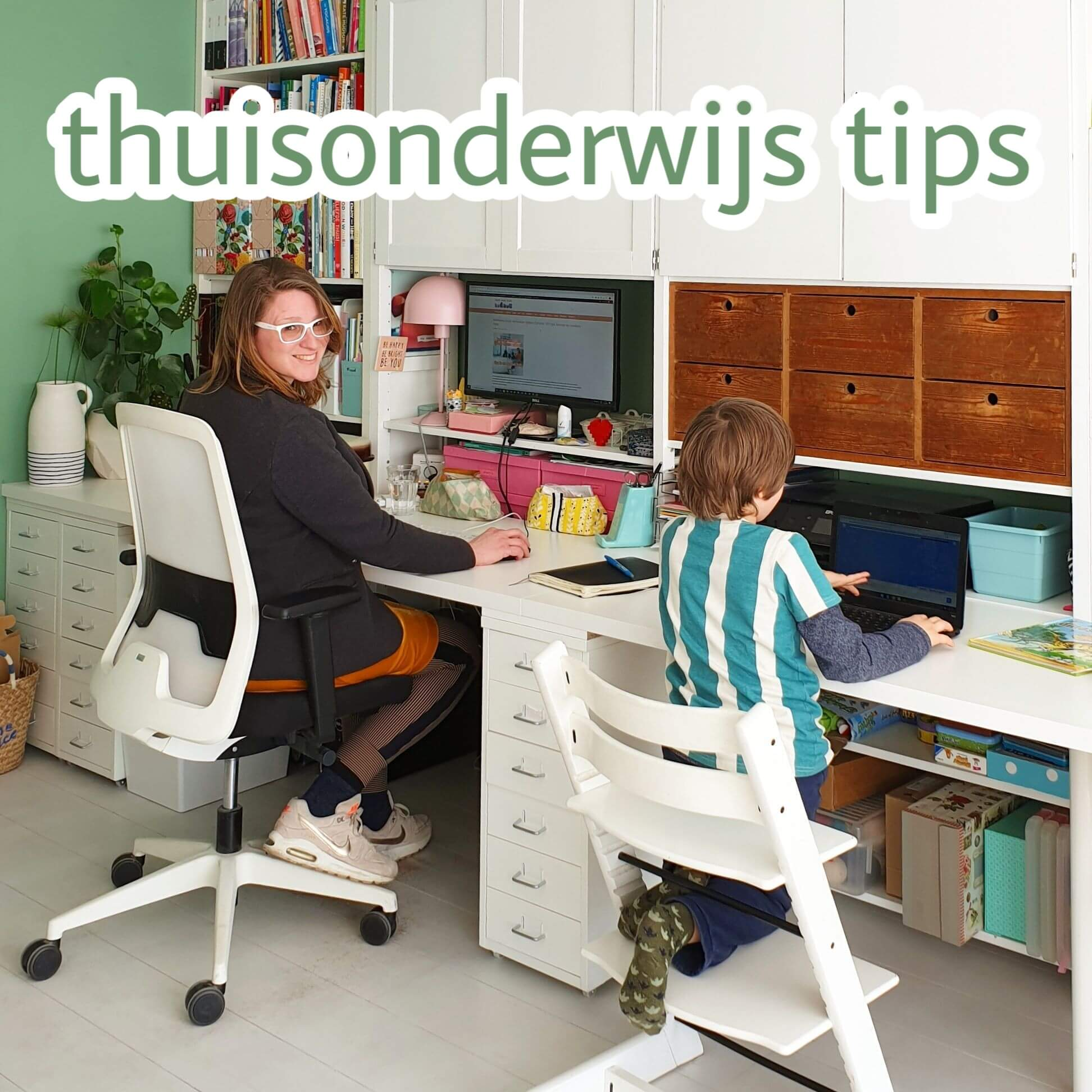 Thuisonderwijs Corona: tips om met je kind thuis te werken voor school