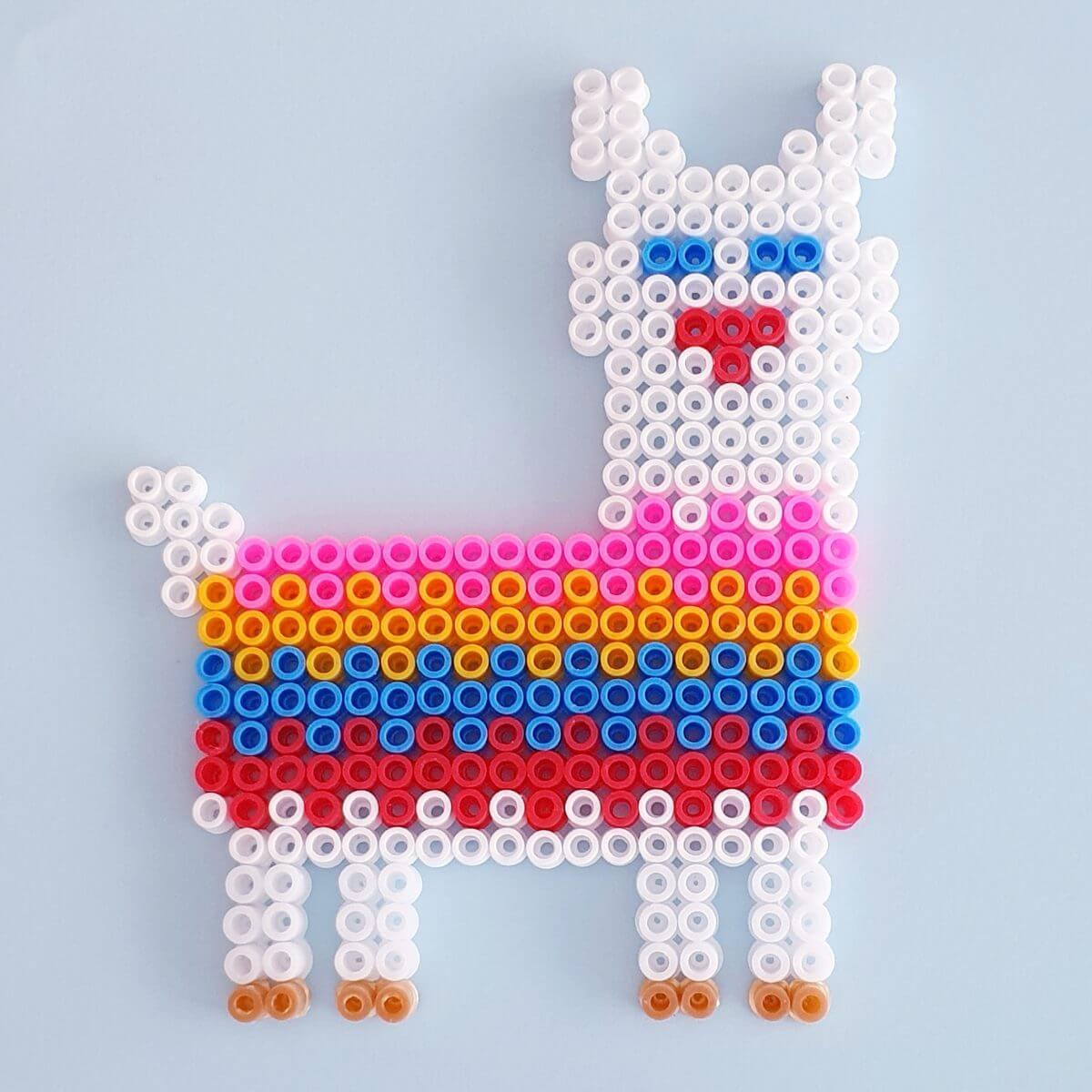 lama van strijkkralen