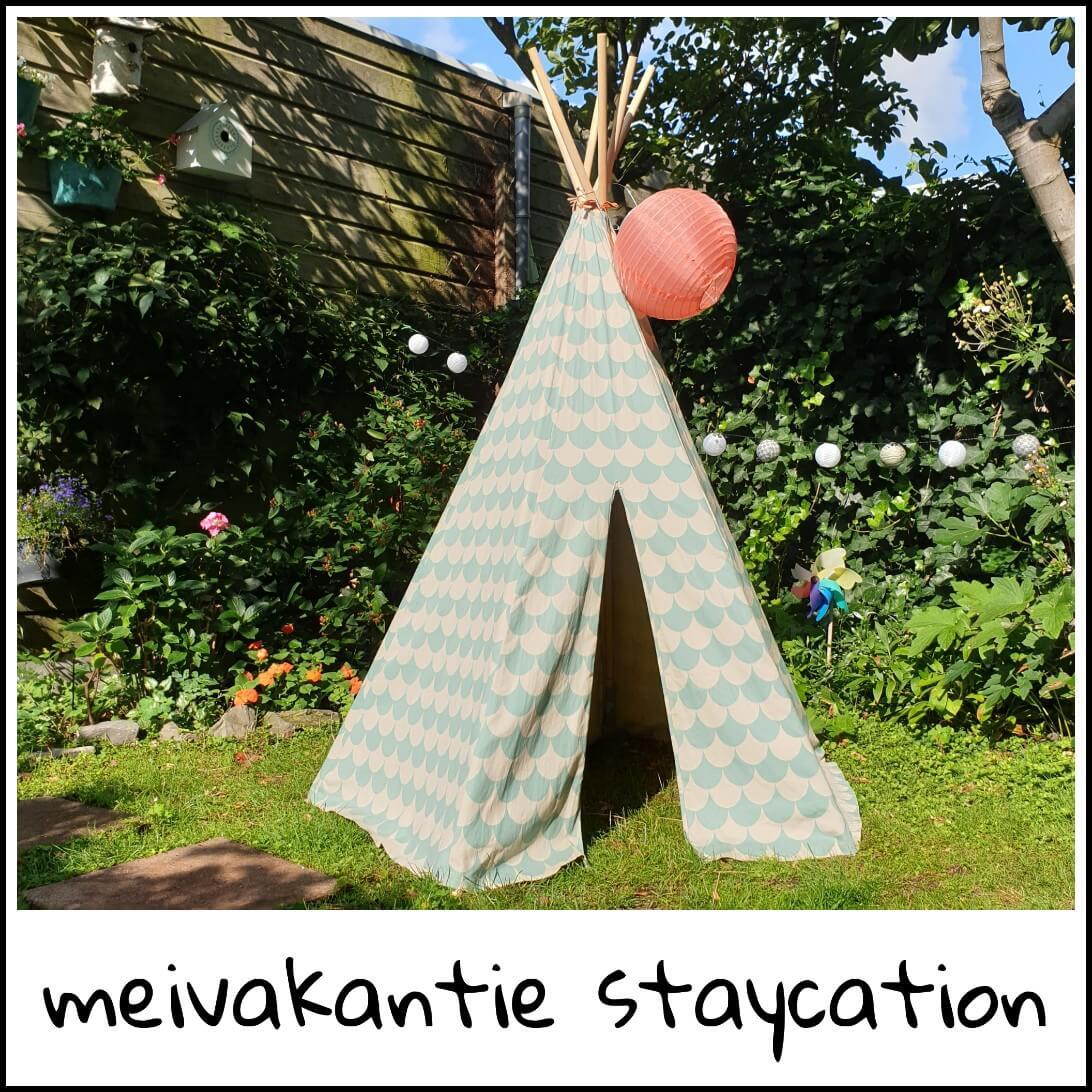 Staycation meivakantie: tips voor een leuke vakantie thuis met kinderen