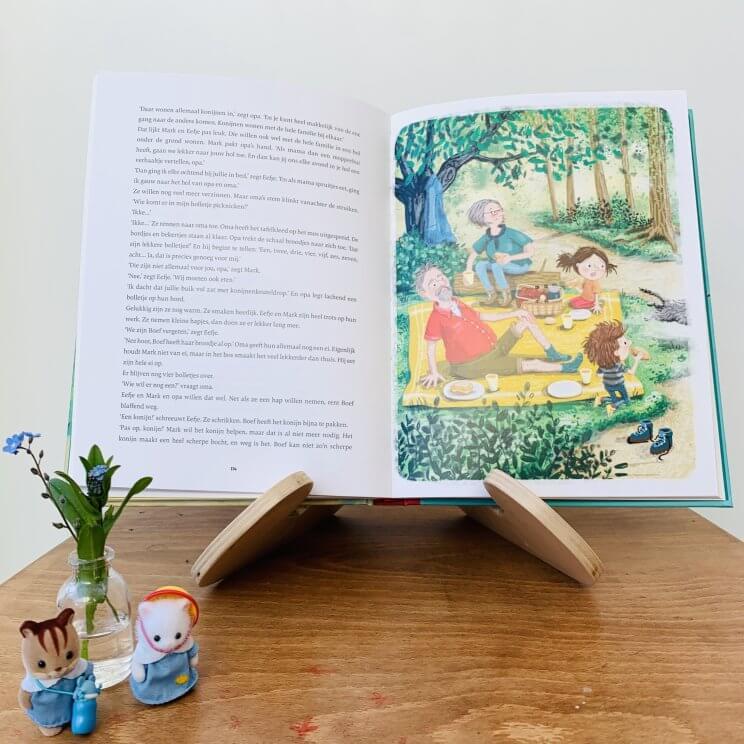 voorleesboek Alle kleuters! van Carry Slee