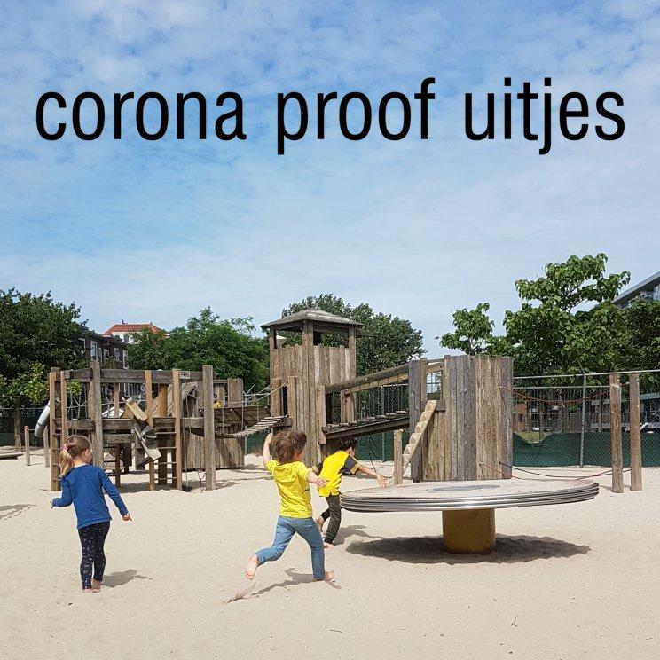 Corona proof buiten uitjes voor kinderen