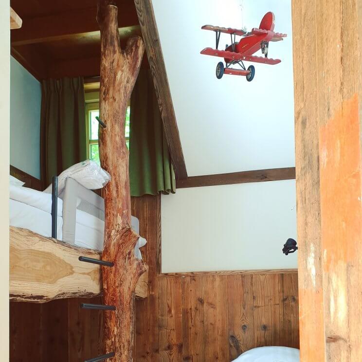 Landal Miggelenberg Droomboom boomhut bungalow