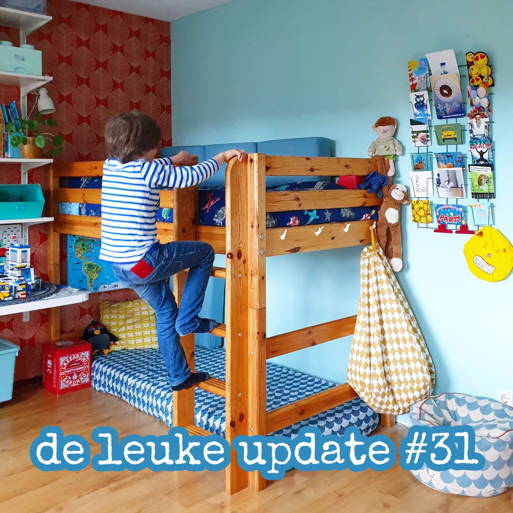 De Leuke Update #31 | nieuwtjes, ideeën, musthaves en uitjes voor kids