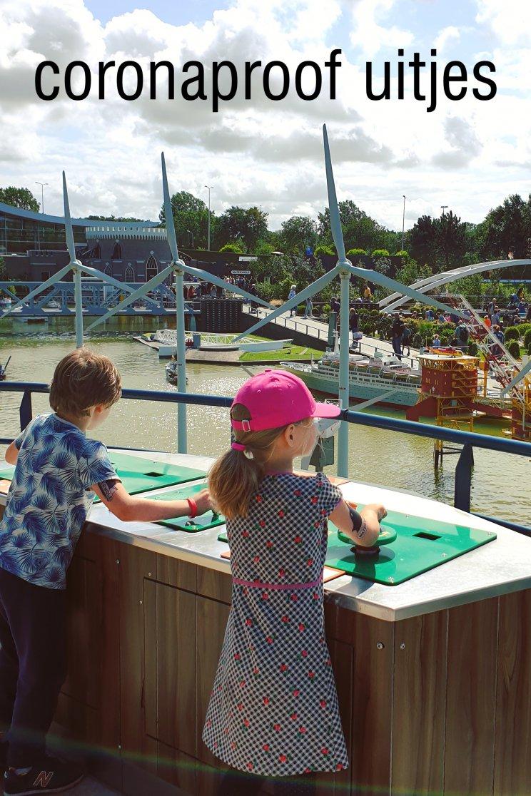 Coronaproof buiten uitjes voor kinderen in heel Nederland