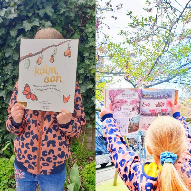 Kinderboek over de natuur - Kalm aan, rust in een drukke wereld, 50 natuurwonderverhalen