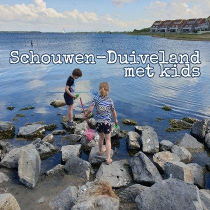 Schouwen-Duiveland met kinderen: vakantie en uitjes