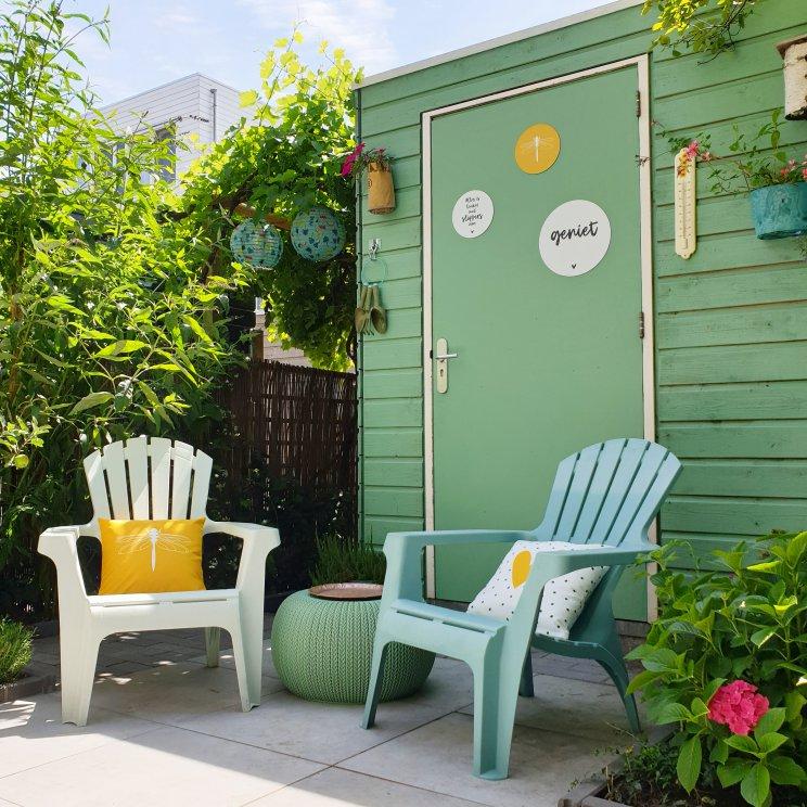 Tips voor een kindvriendelijke, kleurrijke en groenblijvende tuin, accessoires van Zoedt
