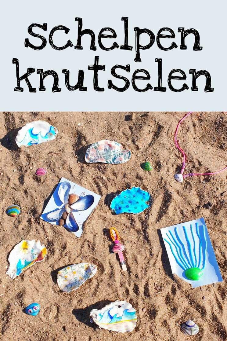 crafting with shells