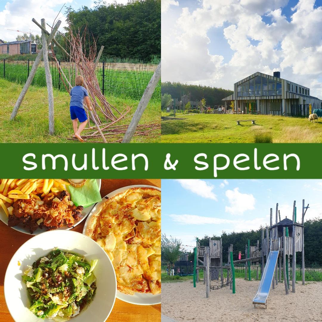 Smullen en Spelen in Almere: kindvriendelijk restaurant met grote speeltuin
