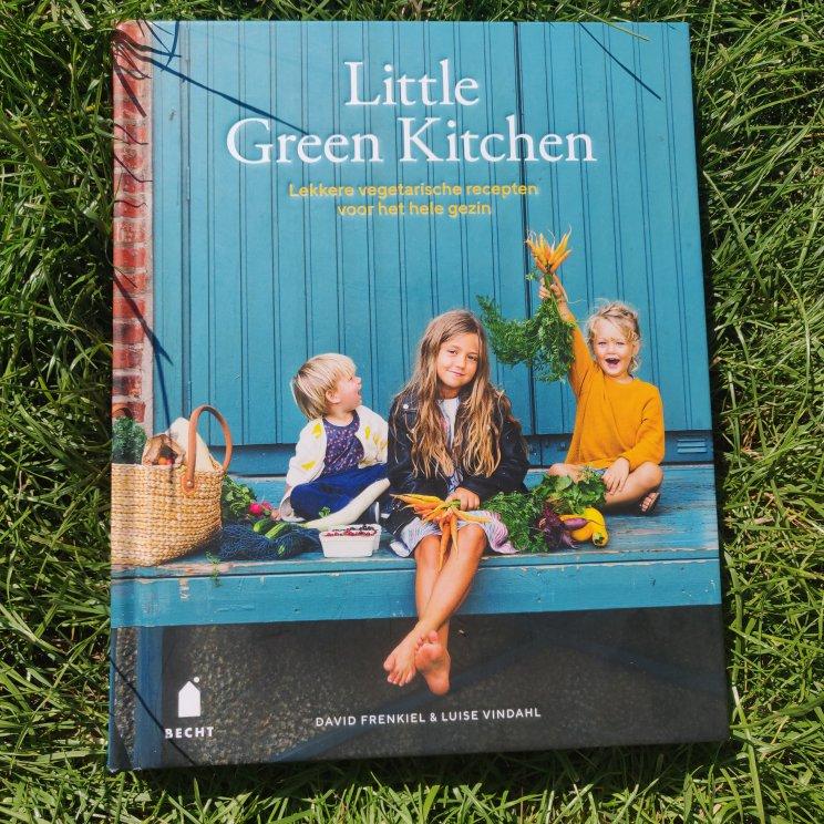 Vegetarische en vegan kookboeken voor gezinnen - The Little Green Kitchen