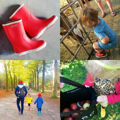 Peuter verjaardag: cadeau ideeën voor kinderen van 2 of 3 jaar. De vrolijke Bergstein regenlaarsjes zijn van heel soepel rubber. Kinderen lopen er daarom erg goed op, ook als ze nog vrij jong zijn. Ook heeft de laars een reflector op de achterkant.