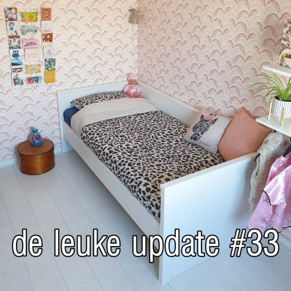 De Leuke Update #33 | nieuwtjes, ideeën, musthaves en uitjes voor kids