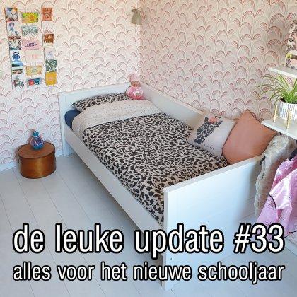 de leuke update #33   nieuwtjes, ideeën, musthaves en uitjes voor kids - bed en hoeslaken basic label