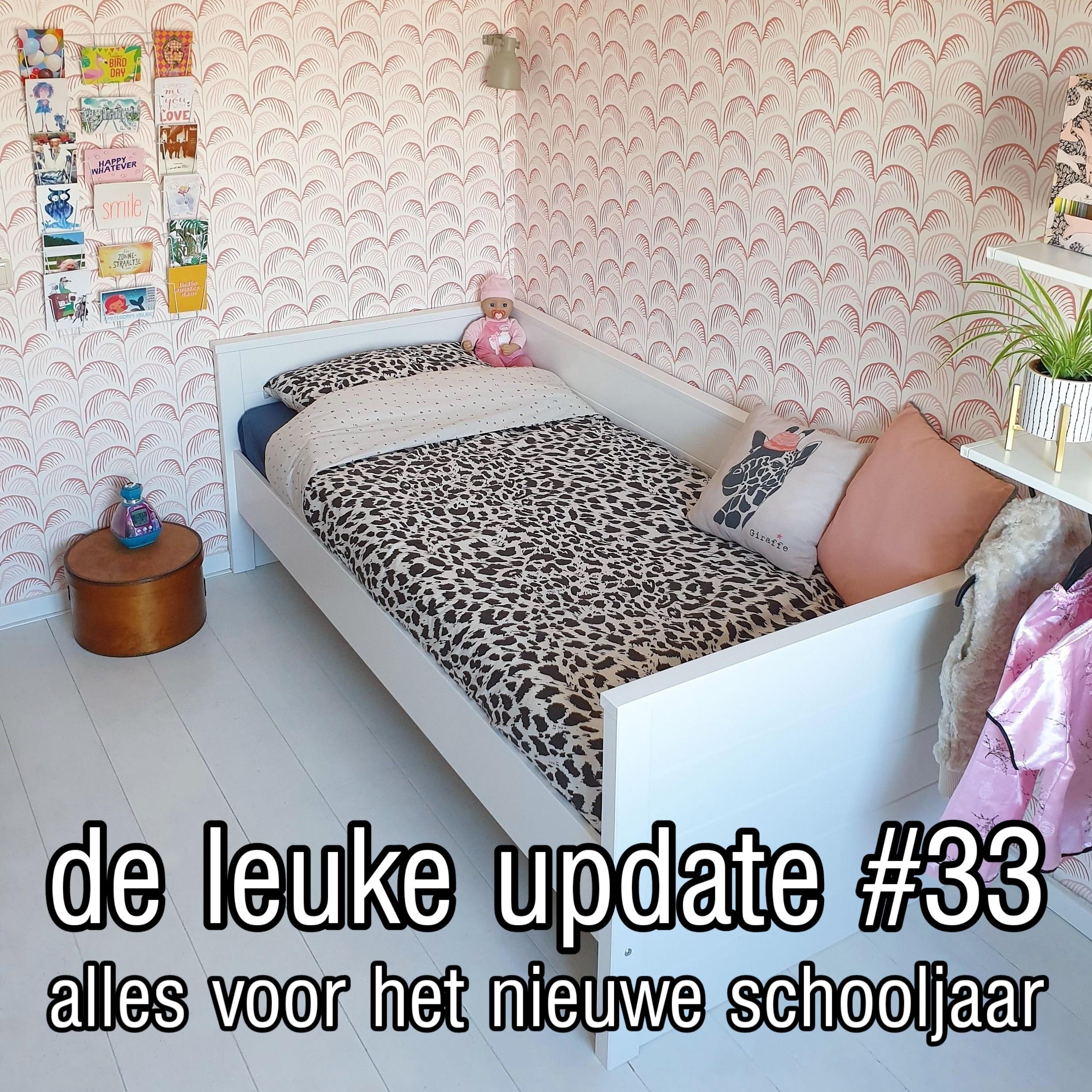 de leuke update #33 | nieuwtjes, ideeën, musthaves en uitjes voor kids - bed en hoeslaken basic label