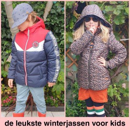De leukste winterjassen voor meisjes en jongens + hier let je op
