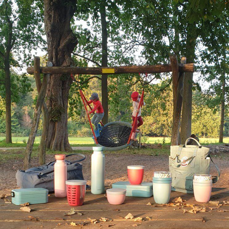 Picknicken met Mepal: isoleerflessen en isoleerpotten vol warme dingen