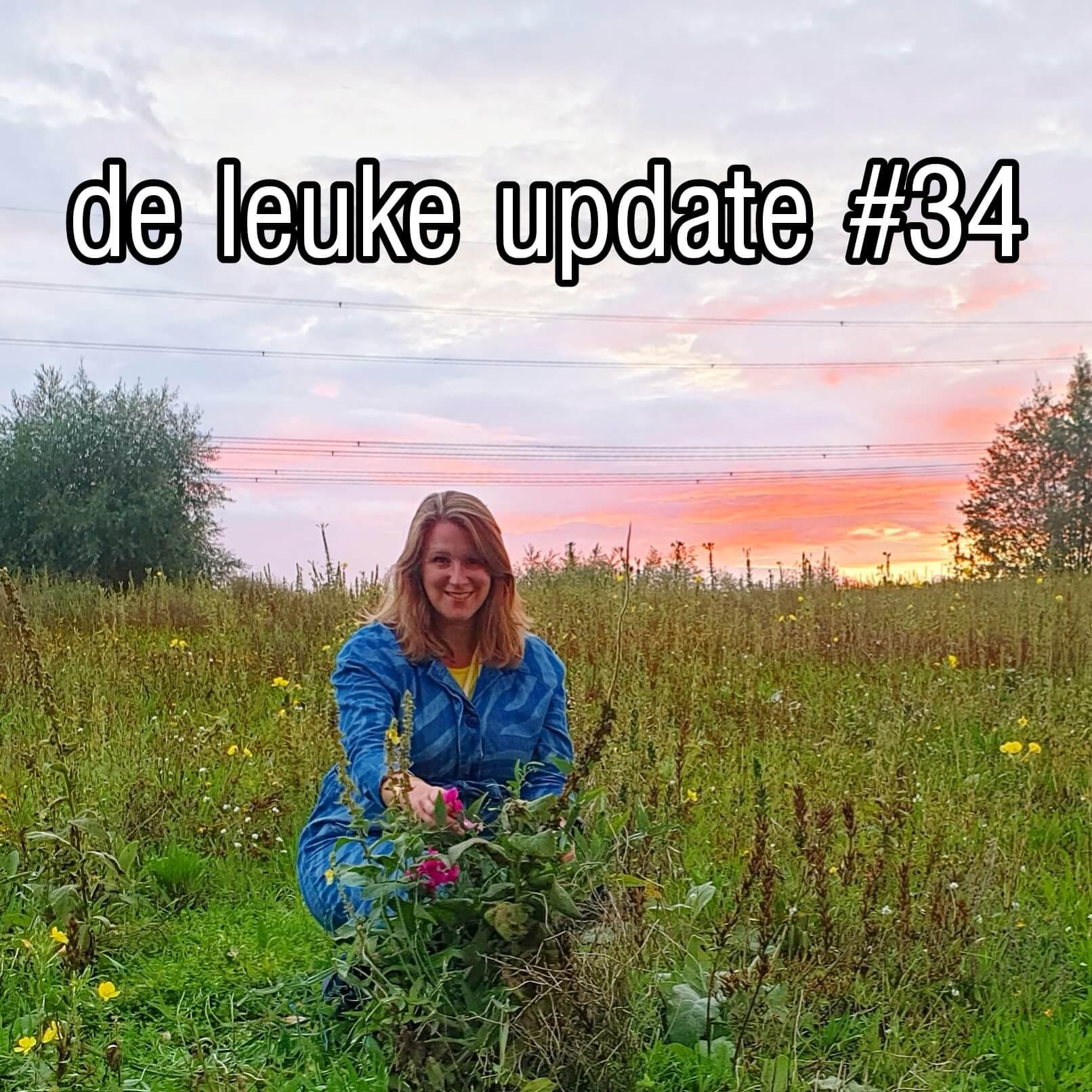 De Leuke Update #34 | nieuwtjes, ideeën, musthaves en uitjes voor kids
