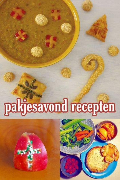 Lekker eten op pakjesavond: leuke Sinterklaas recepten voor 5 december