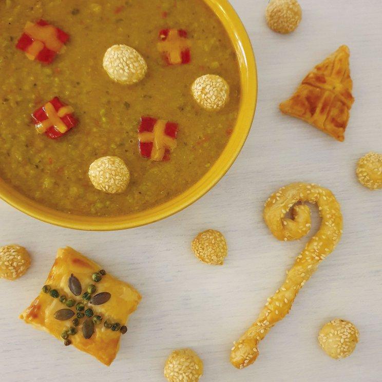 Sinterklaas soep