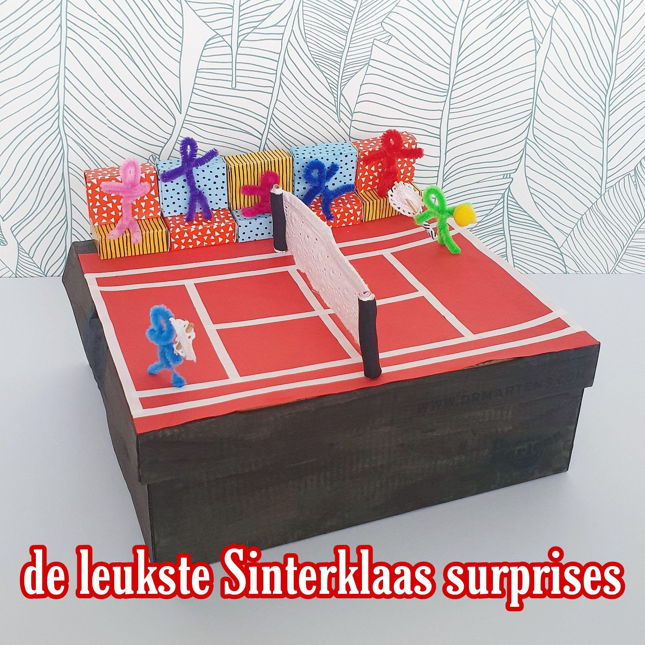 Sinterklaas surprise knutselen: heel veel leuke ideeën