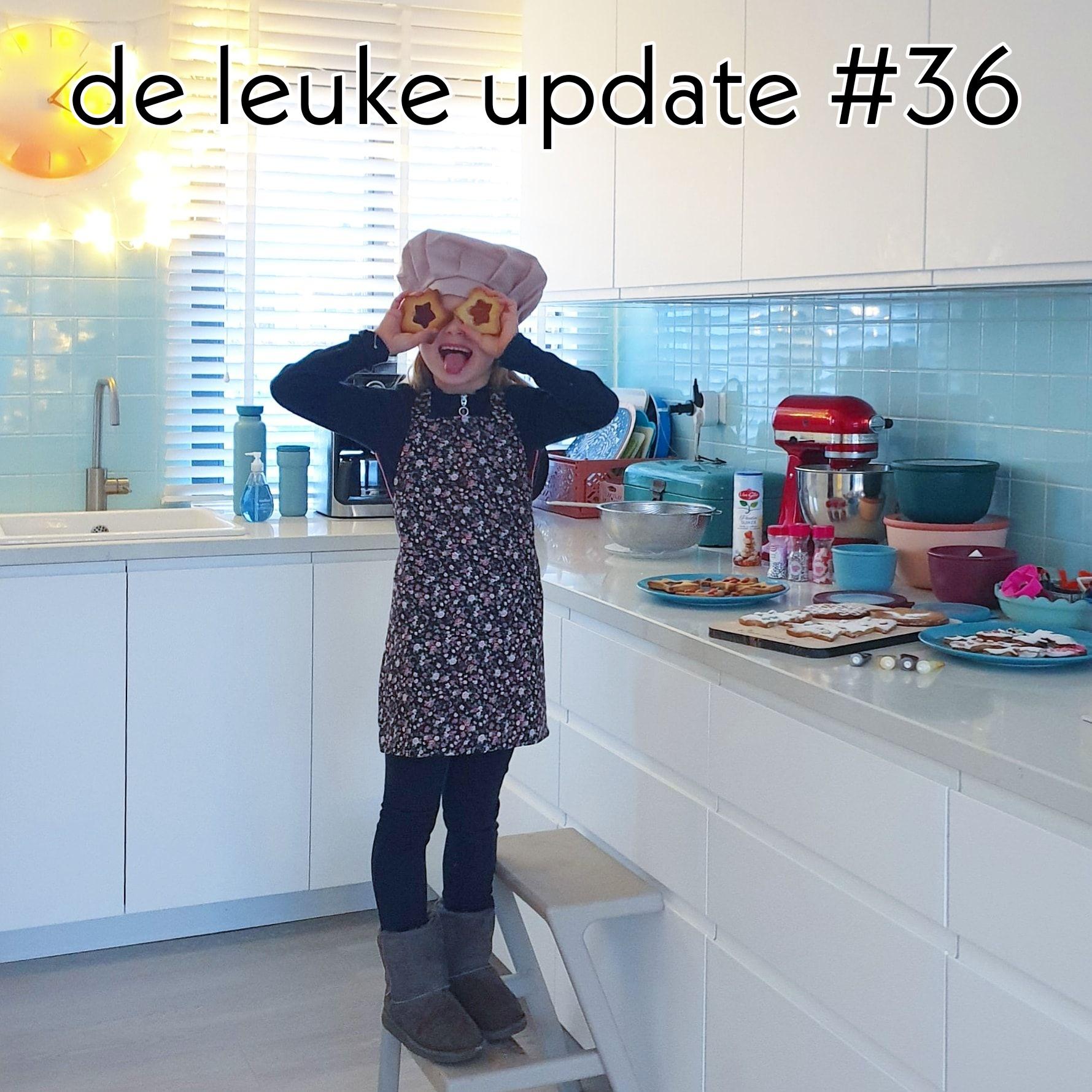 De Leuke Update #36 | nieuwtjes, ideeën en musthaves voor kids