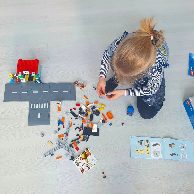 een makkelijke set om te bouwen