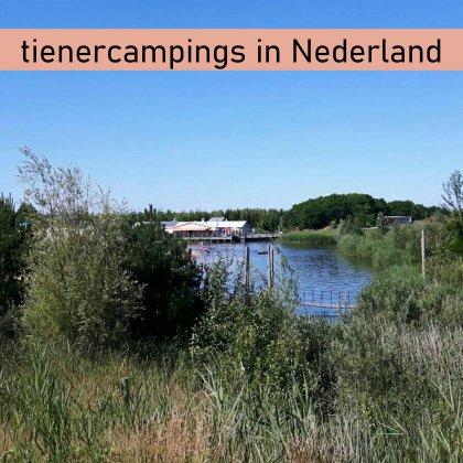 101 camping tips voor tieners in Nederland, die ook leuk zijn voor ouders. Dit is Netl de Wildste Tuin in Flevoland.