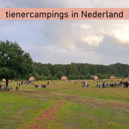 101 camping tips voor tieners in Nederland, die ook leuk zijn voor ouders. Dit is Huttopia de Roos bij Ommen in het Vechtdal in Overijssel.