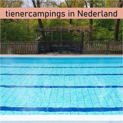 101 camping tips voor tieners in Nederland, die ook leuk zijn voor ouders. Dit is Landal Rabbit Hill in Uddel op de Veluwe.