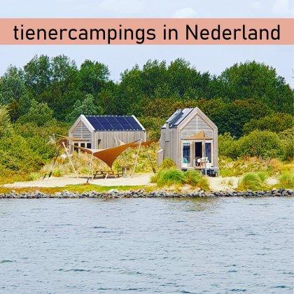 101 camping tips voor tieners in Nederland, die ook leuk zijn voor ouders. Dit is Qurios ECO Grevelingenstrand in Ouddorp.