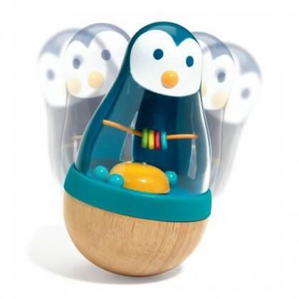 Leukste kraamcadeau: 101 cadeau ideeën voor de geboorte van een baby. Tuimelaar van Djeco