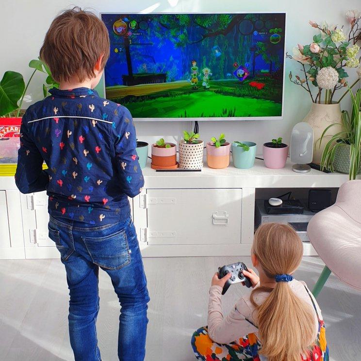 Onze favoriete Nintendo Switch spellen voor kinderen: Balan Wonderworld game voor Switch