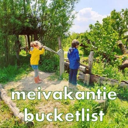 Onze kids bucketlist voor de meivakantie: leuke activiteiten voor kinderen