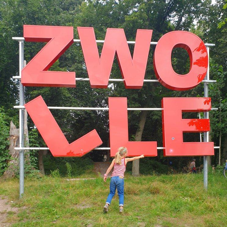 Wat een leuke stad is Zwolle!