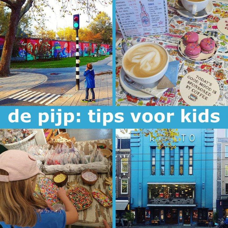 Amsterdam met kinderen: winkels, restaurants en speeltuinen in de Pijp. Het is een van de leukste buurten van Amsterdam: de Pijp. Met heel veel leuke winkels en restaurants, maar ook leuke speeltuinen, parken en een kinderboerderij. Ik laat je onze tips voor gezinnen met kinderen zien in de Pijp in Amsterdam.